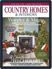 Country Homes & Interiors Magazine (Digital) Subscription December 1st, 2020 Issue