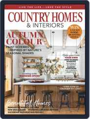 Country Homes & Interiors Magazine (Digital) Subscription October 1st, 2020 Issue