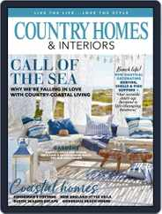 Country Homes & Interiors Magazine (Digital) Subscription August 1st, 2021 Issue