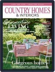 Country Homes & Interiors Magazine (Digital) Subscription July 1st, 2021 Issue