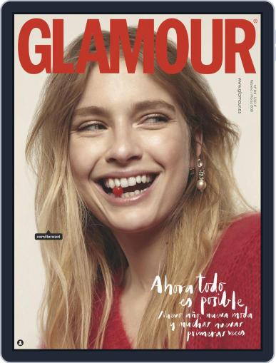 Glamour España Magazine (Digital) February 1st, 2021 Issue Cover
