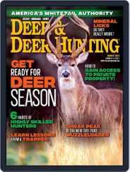 Deer & Deer Hunting Magazine (Digital) Subscription August 1st, 2021 Issue