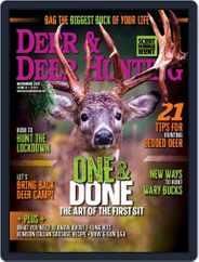 Deer & Deer Hunting Magazine (Digital) Subscription November 1st, 2021 Issue