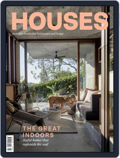Houses Magazine (Digital) April 1st, 2021 Issue Cover
