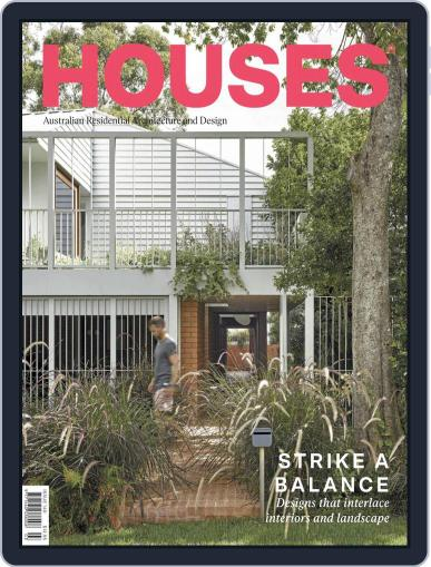 Houses Magazine (Digital) June 1st, 2021 Issue Cover