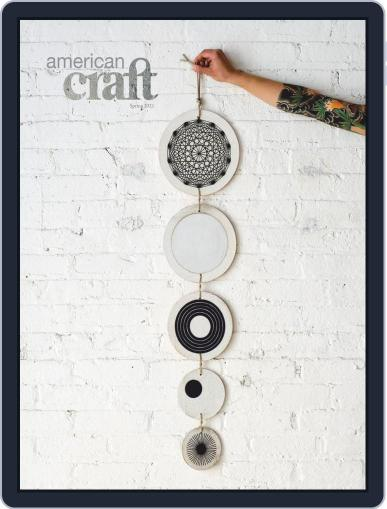 American Craft Magazine (Digital) February 9th, 2021 Issue Cover