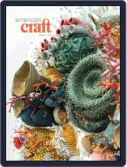 American Craft Magazine (Digital) Subscription May 11th, 2021 Issue