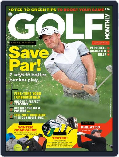 Golf Monthly Magazine (Digital) December 1st, 2020 Issue Cover