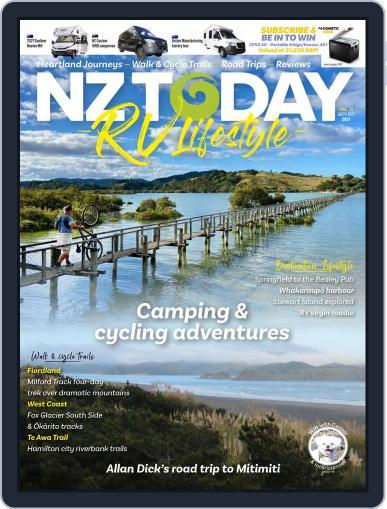 RV Travel Lifestyle Magazine (Digital) September 1st, 2021 Issue Cover