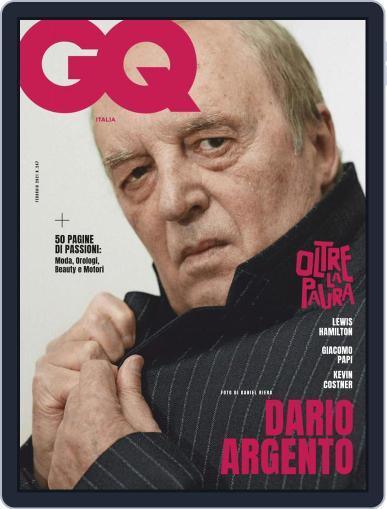 Gq Italia Magazine (Digital) February 1st, 2021 Issue Cover