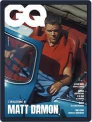 Gq Italia Magazine (Digital) Subscription October 1st, 2021 Issue