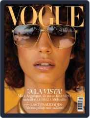 Vogue Latin America Magazine (Digital) Subscription June 1st, 2021 Issue