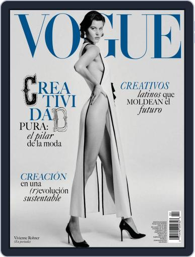 Vogue Latin America Magazine (Digital) March 1st, 2021 Issue Cover