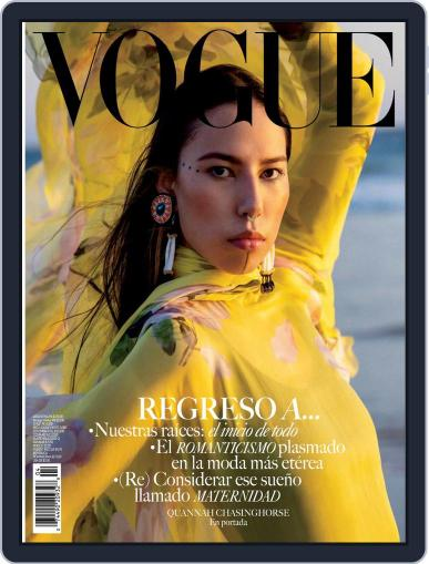 Vogue Latin America Magazine (Digital) May 1st, 2021 Issue Cover