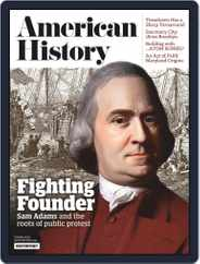 American History Magazine (Digital) Subscription October 1st, 2020 Issue