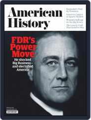 American History Magazine (Digital) Subscription February 1st, 2021 Issue