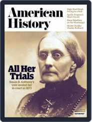 American History Magazine (Digital) Subscription June 1st, 2021 Issue