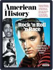 American History Magazine (Digital) Subscription October 1st, 2021 Issue