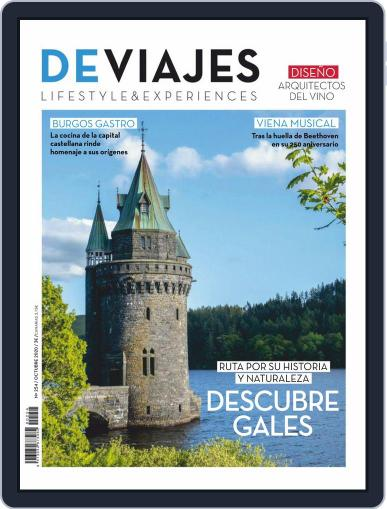 De Viajes Magazine (Digital) October 1st, 2020 Issue Cover
