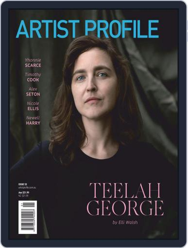 Artist Profile Magazine (Digital) October 22nd, 2020 Issue Cover