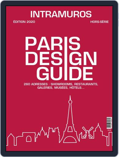 Intramuros-paris Design Guide October 5th, 2019 Digital Back Issue Cover