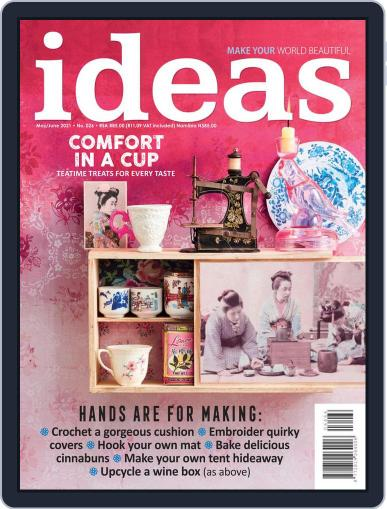 Ideas Magazine (Digital) May 1st, 2021 Issue Cover