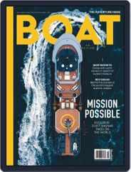 Boat International US Edition Magazine (Digital) Subscription September 1st, 2020 Issue