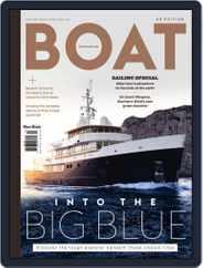 Boat International US Edition Magazine (Digital) Subscription April 1st, 2021 Issue