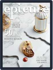 epicure Magazine (Digital) Subscription December 1st, 2020 Issue