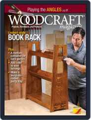 Woodcraft Magazine (Digital) Subscription October 1st, 2020 Issue