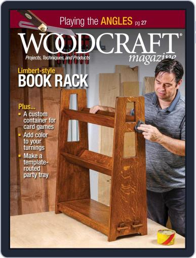 Woodcraft Magazine (Digital) October 1st, 2020 Issue Cover