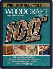 Woodcraft Magazine (Digital) Subscription April 1st, 2021 Issue