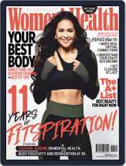 Women's Health South Africa (Digital) Subscription September 1st, 2020 Issue