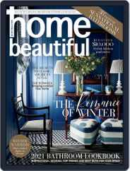 Australian Home Beautiful Magazine (Digital) Subscription June 1st, 2021 Issue