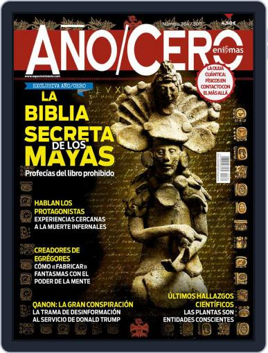 Año Cero Magazine (Digital) November 1st, 2020 Issue Cover