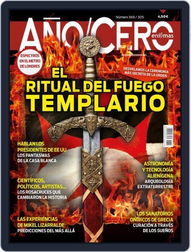 Año Cero Magazine (Digital) April 1st, 2021 Issue Cover