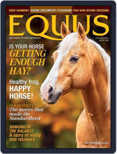 Equus Magazine (Digital) August 20th, 2021 Issue Cover