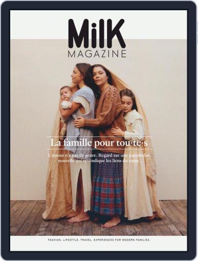 Milk Magazine (Digital) November 1st, 2020 Issue Cover