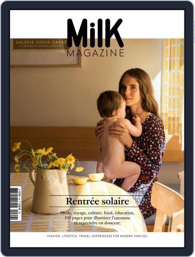 Milk Magazine (Digital) September 1st, 2020 Issue Cover