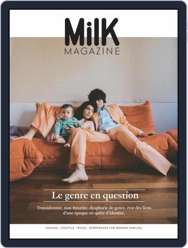 Milk Magazine (Digital) February 1st, 2021 Issue Cover