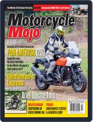 Motorcycle Mojo Magazine (Digital) Subscription July 1st, 2021 Issue