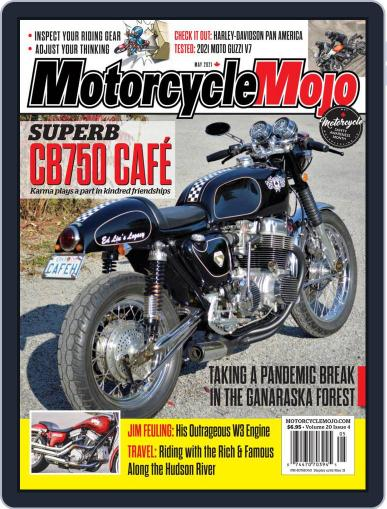 Motorcycle Mojo Magazine (Digital) May 1st, 2021 Issue Cover