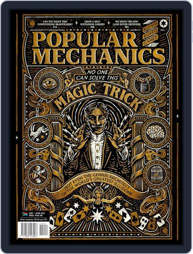 Popular Mechanics South Africa Magazine (Digital) May 1st, 2021 Issue Cover