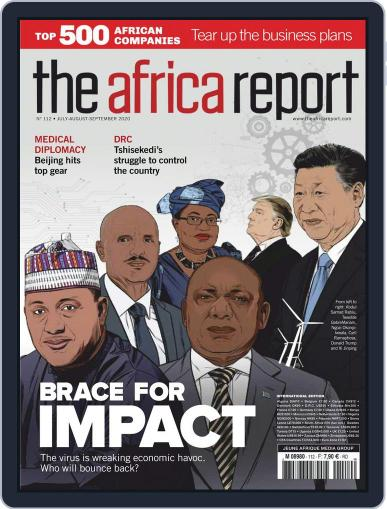The Africa Report Magazine (Digital) July 1st, 2020 Issue Cover