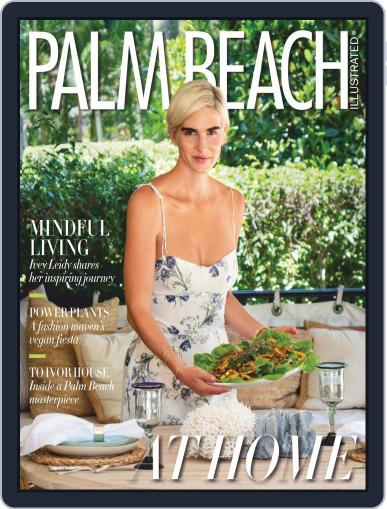 Palm Beach Illustrated Magazine (Digital) October 1st, 2020 Issue Cover