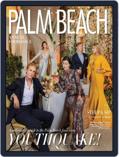 Palm Beach Illustrated Magazine (Digital) May 1st, 2021 Issue Cover