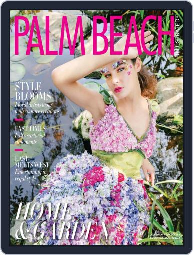 Palm Beach Illustrated Magazine (Digital) October 1st, 2021 Issue Cover