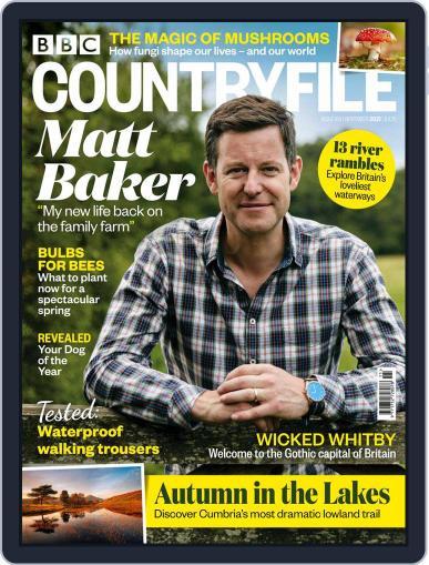 Bbc Countryfile Magazine (Digital) November 1st, 2021 Issue Cover