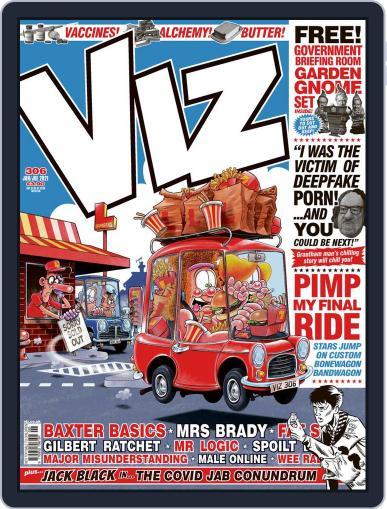 Viz Magazine (Digital) June 1st, 2021 Issue Cover