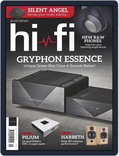 Australian HiFi Magazine (Digital) January 1st, 2021 Issue Cover